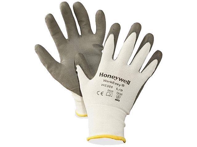 North WorkEasy Dyneema Cut Resist Gloves, Gray, Large, 24 / Carton