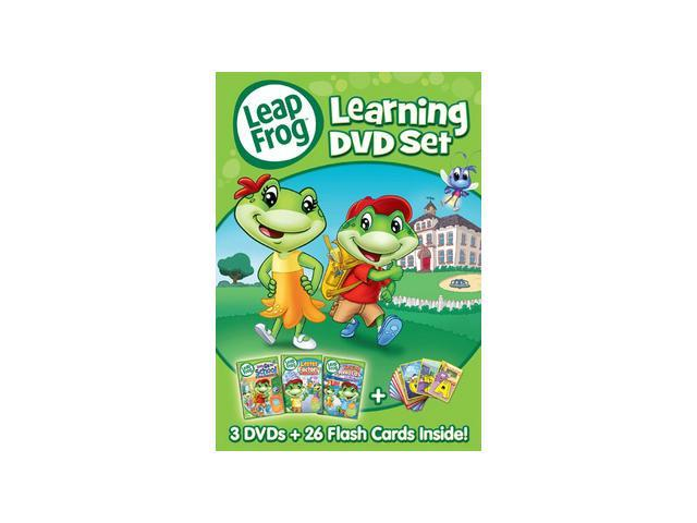 Two all new leapfrog learning dvds available 1/22! Youtube.