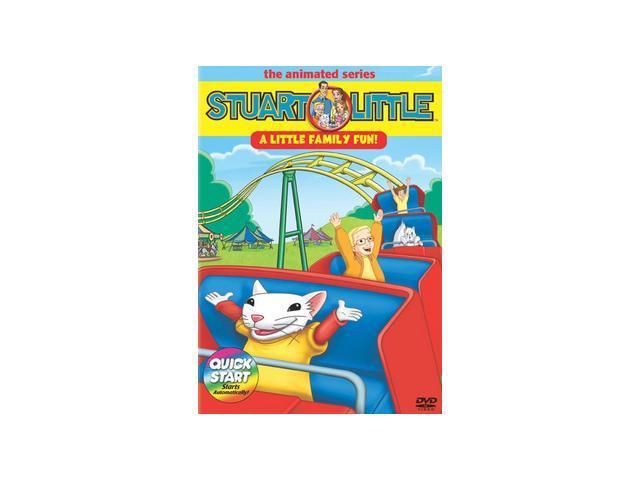 Stuart Little Animated Series A Little Family Fun Newegg Com