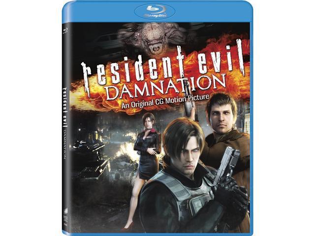 Resident Evil Damnation Blu Ray Newegg Com