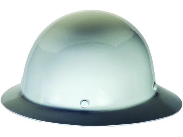 558dbeccbdc MSA Safety Works 475408 Skullguard Carbon Fiber Type 1 Hard Hat, White