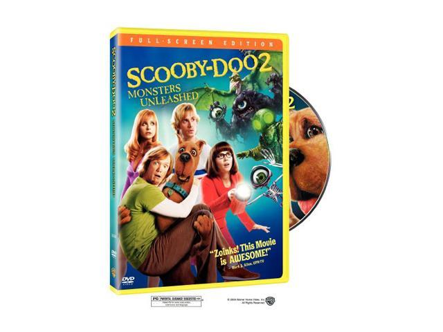 Scooby Doo 2 Monsters Unleashed Dvd Full Screen Edition Fr Sp Sub Newegg Com