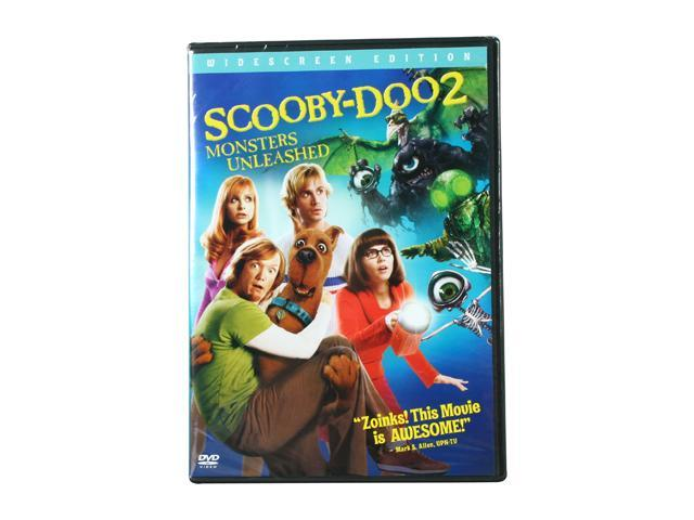 Scooby Doo 2 Monsters Unleashed Dvd Ws Newegg Com