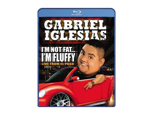Gabriel Iglesias Im Not Fat Im Fluffy Blu Ray