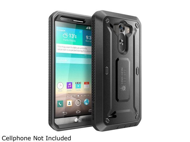 wholesale dealer 54e56 e39fd SUPCASE LG G3 Case - Unicorn Beetle PRO Series Full-body Hybrid Protective  Case with Built-in Screen Protector (Black/Black), Dual Layer Design/Impact  ...