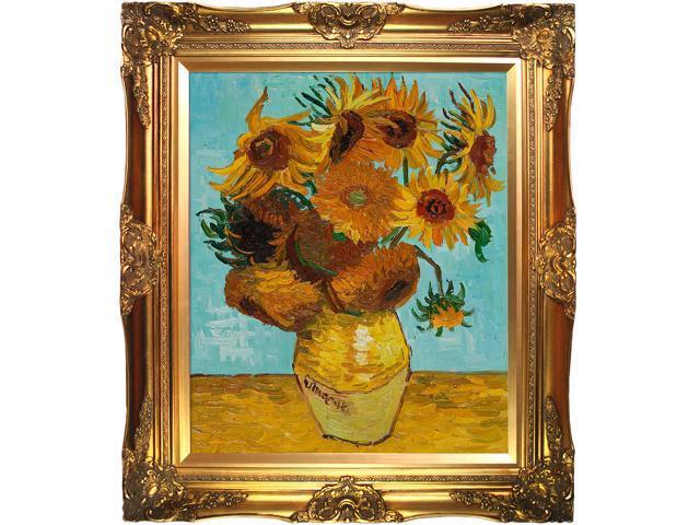 Art Reproduction Oil Painting Van Gogh Paintings
