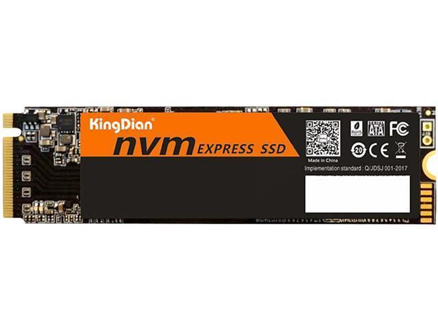 Internal Solid State Drive 2280 N480 120GB KingDian M.2 N480 Series