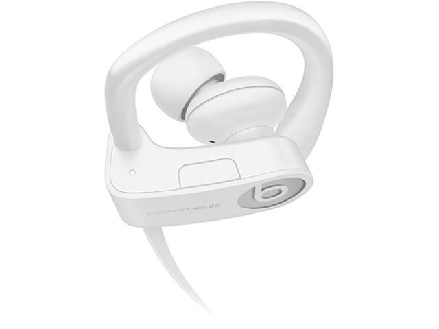 Beats By Dr Dre Powerbeats3 Wireless White Newegg Com
