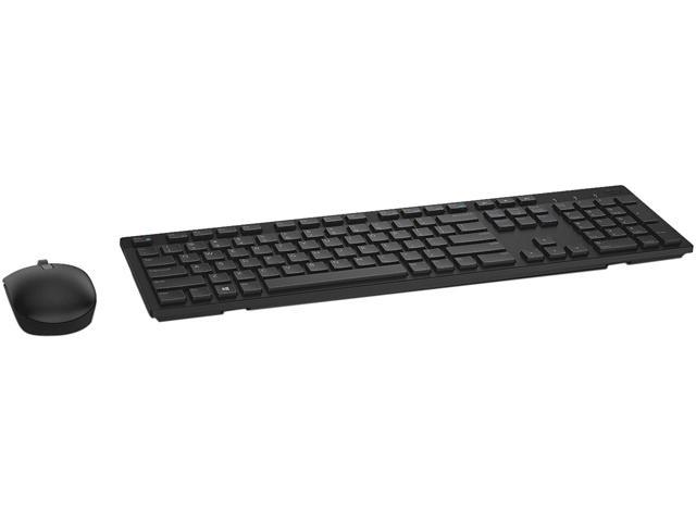 eab464c9b72 Dell Wireless Keyboard and Mouse - KM636-BK-US Keyboard ...