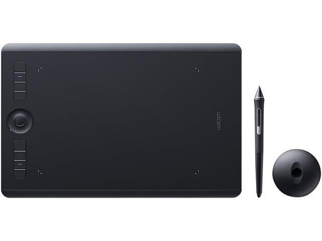 Wacom Intuos Pro, Medium, Black (PTH660) - Newegg com