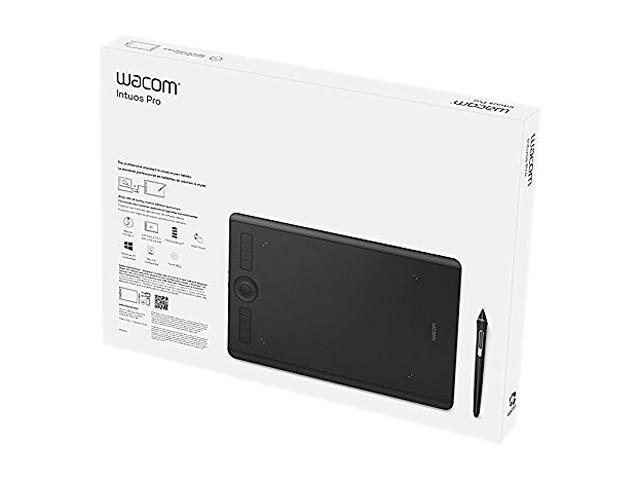 Wacom Intuos Pro, Medium, Black (PTH660) - Newegg com