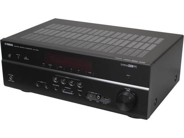 Yamaha RX-V575 7 2 Channel Network AV Receiver - Newegg com