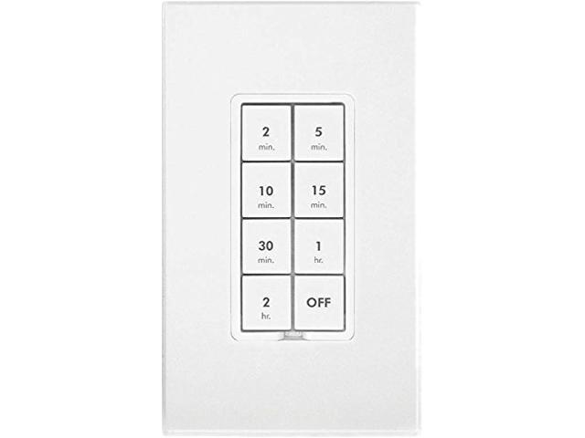 INSTEON Keypad Dimmer, 8 Button, White (2334-222)