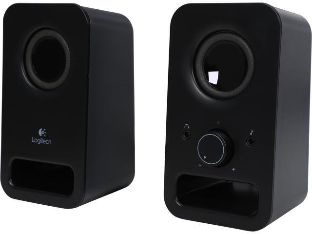 7a7e4fe9aa9 LOGITECH 980-000802 Z150 Multimedia Speaker Mid Bk - Newegg ...