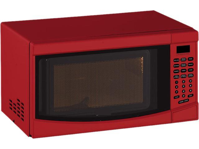 Countertop Microwave Oven Red