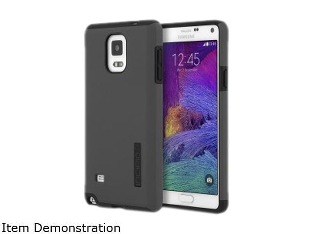 hot sales 67292 3dfd3 Samsung Galaxy Note 4 Thunder Gray Incipio DualPro Case SA-579-GRY -  Newegg.com
