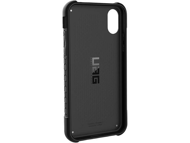 purchase cheap 0ee9c 5db61 UAG iPhone Xs / iPhone X [5.8-inch Screen] Monarch Feather-Light Rugged  [Graphite] Military Drop Tested iPhone Case - Newegg.com