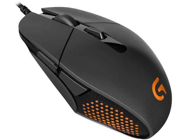 e48896be53b Logitech Recertified 910-004380 G303 Daedalus Apex Performance Edition Gaming  Mouse - Optical - Cable