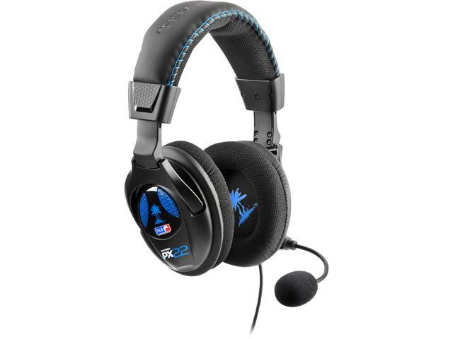 d2b027f2e7b Turtle Beach Ear Force PX22 Amplified Universal Gaming Headset ...