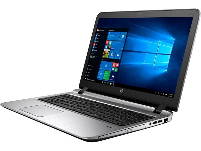 HP Laptop ProBook 455 G3 (T1B72UT#ABA) AMD A8-Series A8-7410 (2 20 GHz) 4  GB Memory 500 GB HDD AMD Radeon R5 Series 15 6