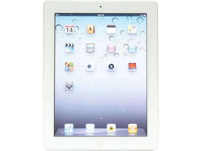 Apple iPad 2 Wi-Fi - tablet - 16 GB - 9 7