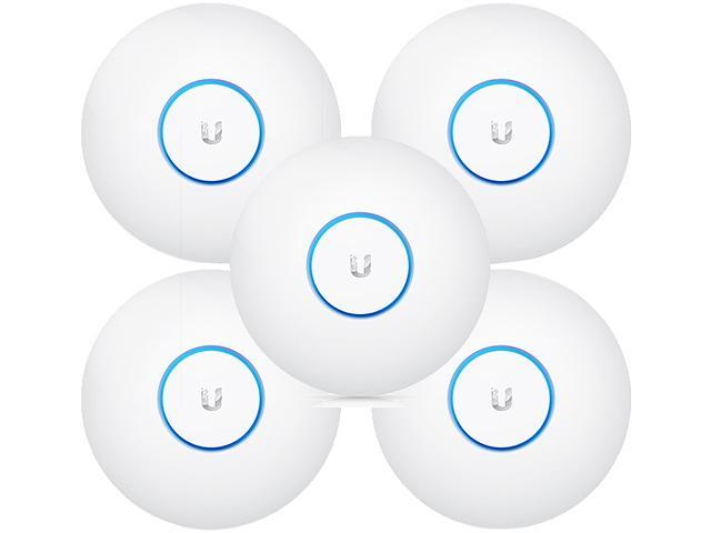 Ubiquiti Networks UAP-AC-PRO-5-US Wireless Indoor / Outdoor 802 11ac PRO  Access Point, 5-Pack - Newegg com