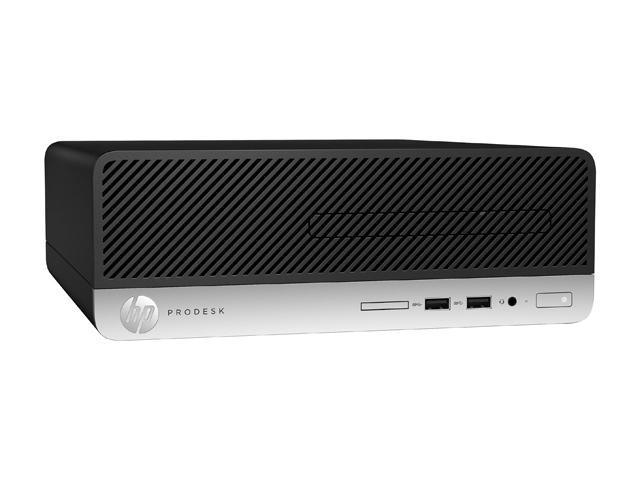 HP ProDesk 400 G4 Small Form Factor PC Intel Core i5 7th Gen 7500 (3 40  GHz) 8 GB DDR4 256 GB SSD Windows 10 Pro (1GG07UT#ABA) - Newegg com