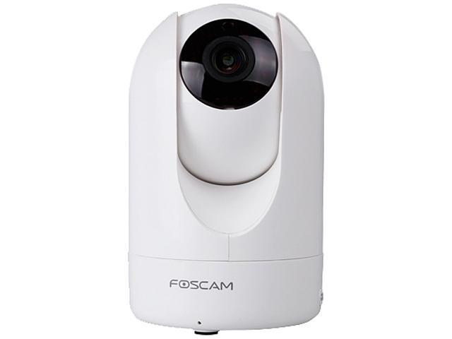 Foscam R2 Indoor 1080P FHD Wireless Plug and Play IP Camera with Night  Vision Up to 26 ft , Wide 110 degree Viewing Angle, Motion Detection, with