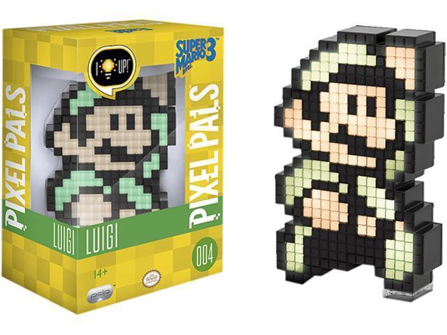 Pdp Pixel Pals 004 Luigi Super Mario Bros 3 Newegg Com