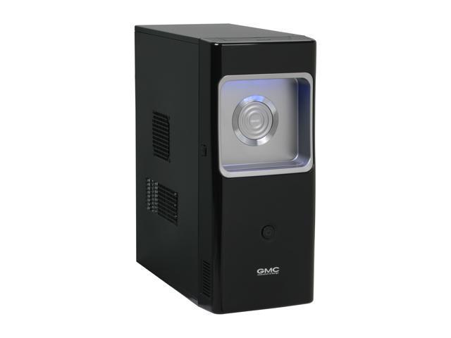 GMC R-2 Toast AZT-GMCR2-BL Black Steel / Plastic ATX Mid Tower Computer  Case - Newegg com