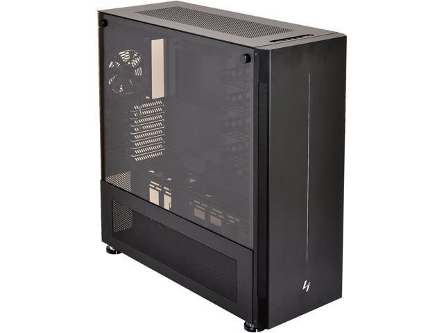 bc8af2f60d7 LIAN LI PC-V3000WX Black Aluminum ATX Full Tower Computer Case