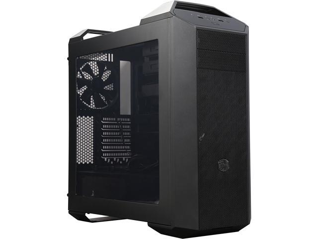 Cooler Master MasterCase 5 Mid-Tower Case with FreeForm Modular System with Dual Handle Design