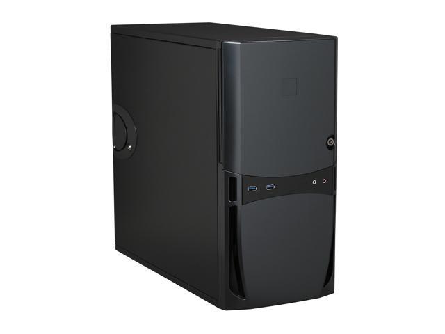 Antec Sonata Proto Black ATX Mid Tower PC Case NO POWER SUPPLY