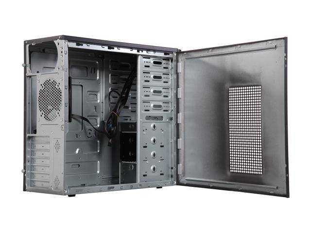 Bay USB3.0 HD Audio No Power Supply Antec Case VSK4000E-U3 ATX Mid Tower 3//1// 2