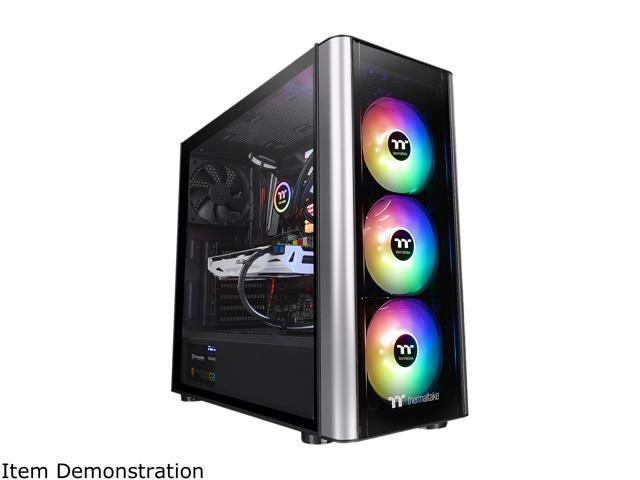 Thermaltake Level 20 MT ARGB CA-1M7-00M1WN-00 Black SPCC ATX Mid Tower Computer Case