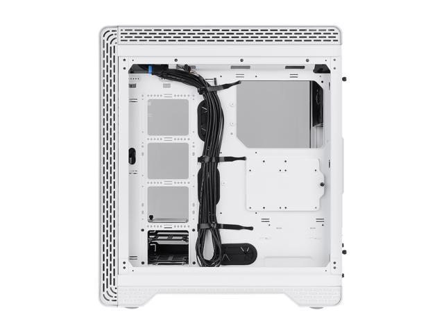 Thermaltake S500 Tempered Glass Snow Edition Mid-Tower Chassis//PC Case,CA-1O3-00M6WN-00