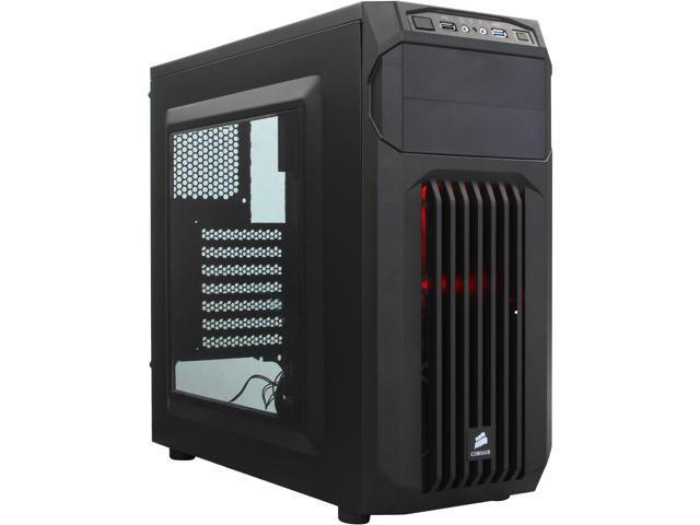 Corsair Carbide Series CC-9011050-WW SPEC-01 Black ATX Mid Tower Gaming  Computer Case - Newegg com