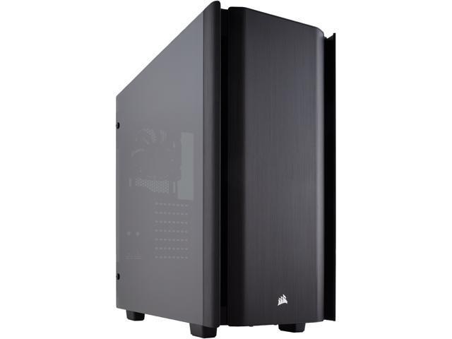 Corsair Obsidian 500d Cc 9011116 Ww Mid Tower Case Premium Tempered Glass And Aluminum Newegg Com