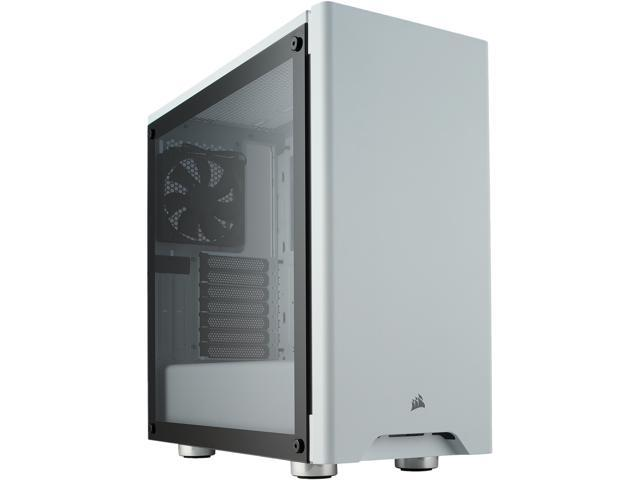 new style 1f0ec 97cee Corsair Carbide Series 275R Tempered Glass Mid-Tower Gaming Case, White -  Newegg.com