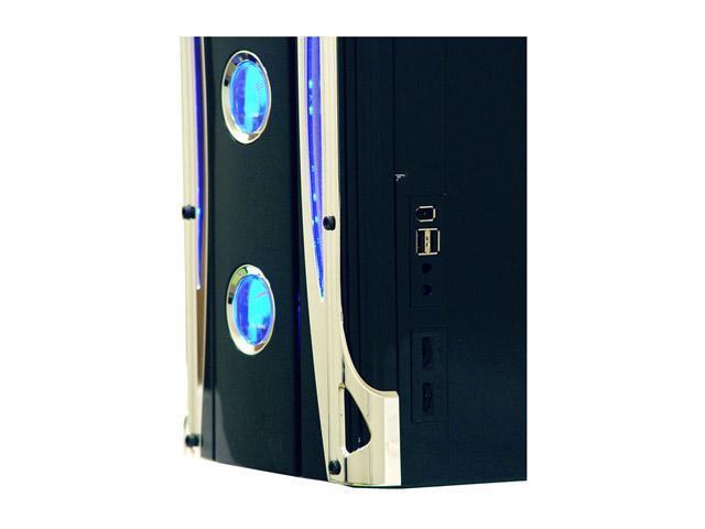 APEVIA X-CRUISER-BK Black Steel ATX Mid Tower Computer Case - Newegg com