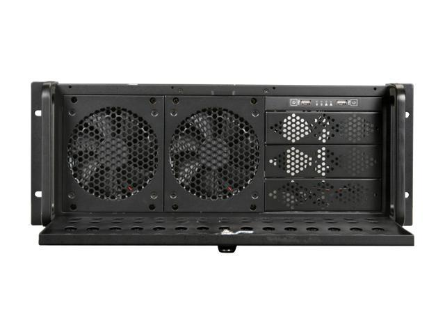 Rosewill RSV-R4000 1.0mm SECC 4U Rackmount Server Chassis with 8 Internal Bays