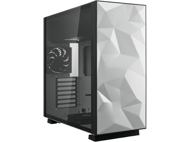 Rosewill ATX Mid Tower Gaming PC Computer Case with 2 x 120mm Fans  (Supports up to 6), 240mm AIO Support, EATX Support, Top Mount PSU &  HDD/SSD,