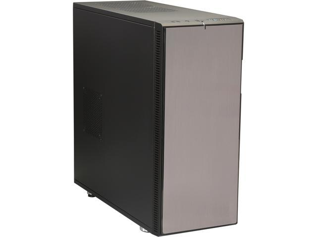 Fractal Design Define XL R2 Titanium Silent EATX Full Tower Computer Case