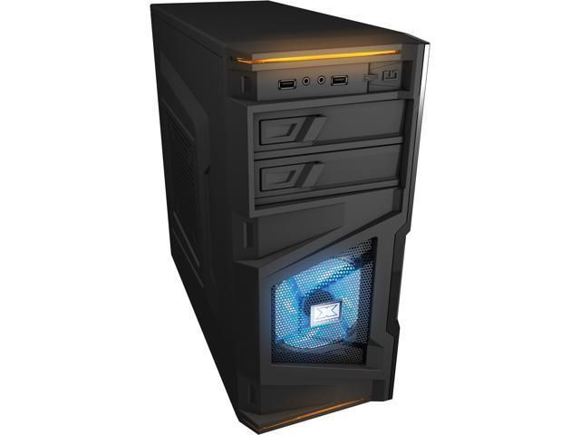 Xigmatek CCM-35ABX-U01 (Recon) Black Computer Case - Newegg com