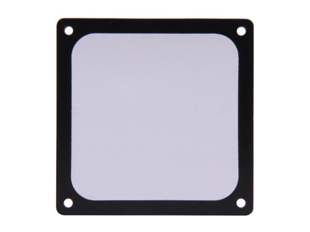 SilverStone Technology SST-FF122B 120mm Ultra Fine Fan Filter with Magnet Cooling 2-Pack