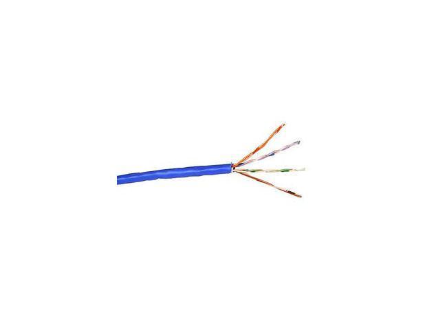 BELKIN A7L504-1000-BLU 1000 ft  Cat 5E Blue CAT 5e Horizontal UTP Cable -  Newegg com