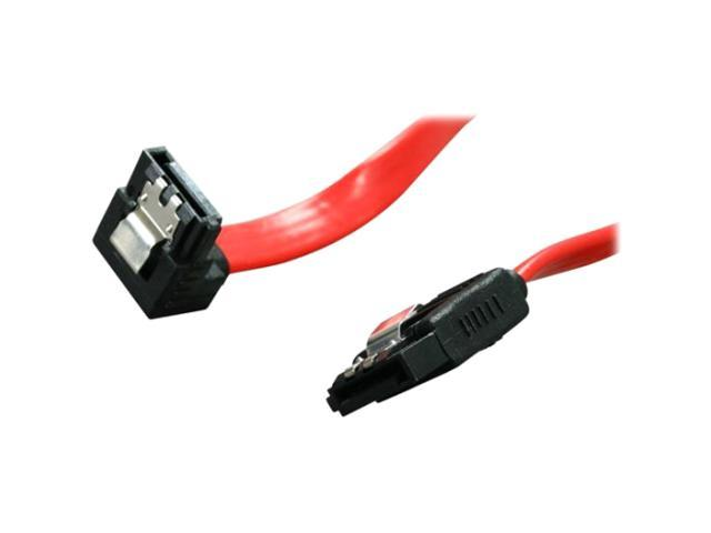 """50 Pieces Drive Cable w//Updated Latching System Red SATA 18/"""" Serial ATA"""