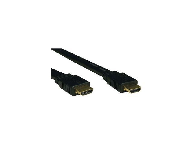 Tripp Lite High-Speed HDMI Cable w// Gripping Connectors 4K M//M Black 10ft 10/'