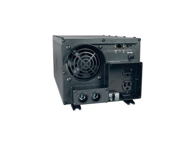 Tripp Lite PV1250FC PV 1250W 12V DC to AC Inverter Plus with Charge//Load LEDs
