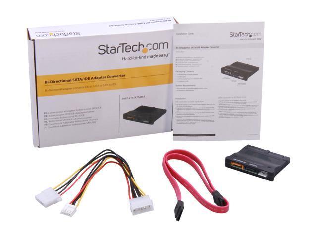 IDE to SATA orSATA to IDE Adapter Converter Hard Drive Adapter Bi-Directional LW